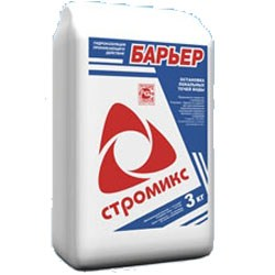 Смесь Стромикс БАРЬЕР Гидропломба, 3кг(ведро) - купить в магазине стройка по низкой цене, Хабаровск