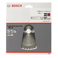 Диск пильный BOSCH MULTIMATER ECO, 190х30x54мм