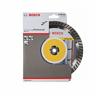 Диск алмазный BOSCH, 180x22,23мм, PF Universal Turbo, универ